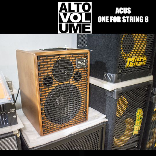 ACUS ONE FOR STRING 8w