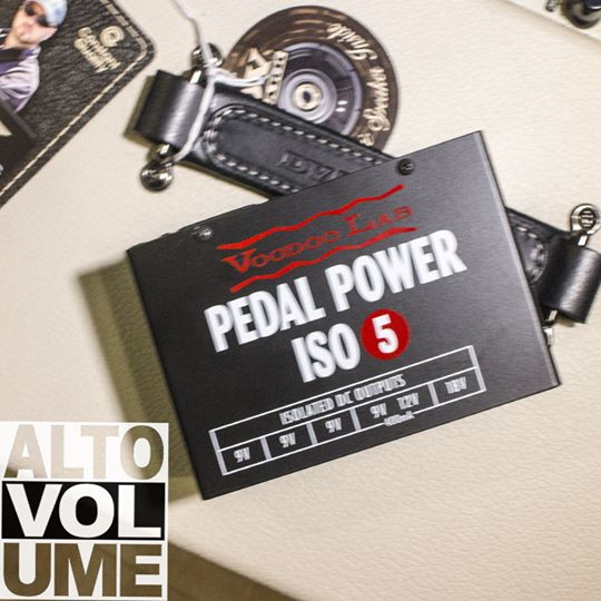 Vodoo Pedal Power ISO 5