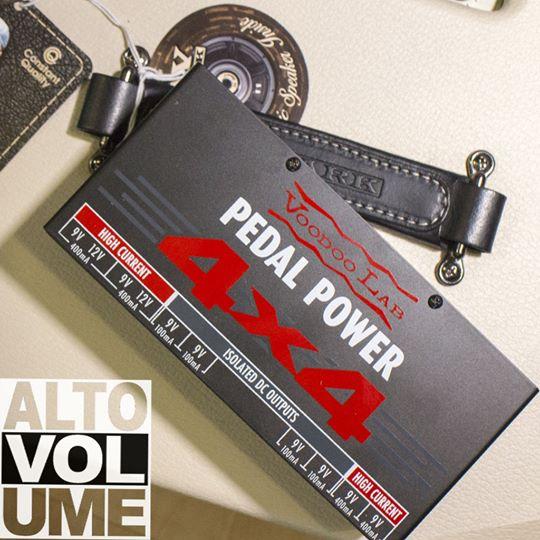 Vodoo Pedal Power 4x4