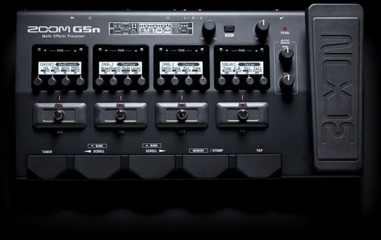 ZOOM G5n