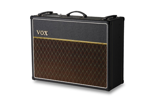 vox ac30 custom series