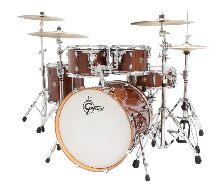 GRETSCH CATALINA MAPLE – WALNUT GLAZE