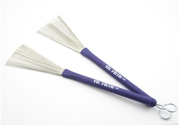 VicFirth SPAZZOLE HB brushes