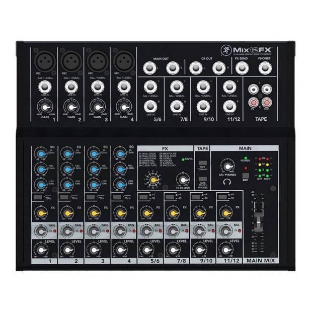 mackie-mix12fx-mixer-compatto-12-canali-con-effetti-4-ingressi-microfono-linea-equalizzatore-3-bande