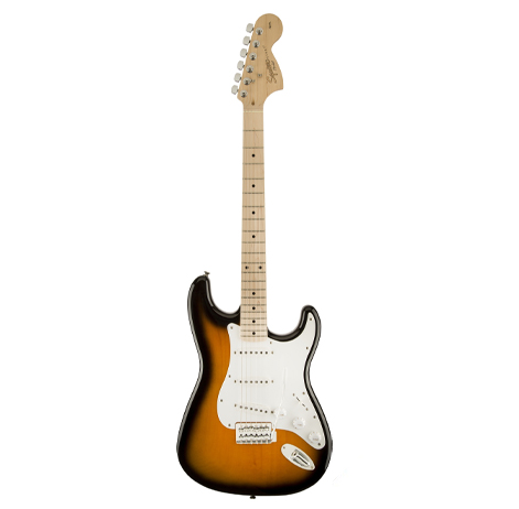 Squier Affinity Series Stratocaster 2 color sunburst