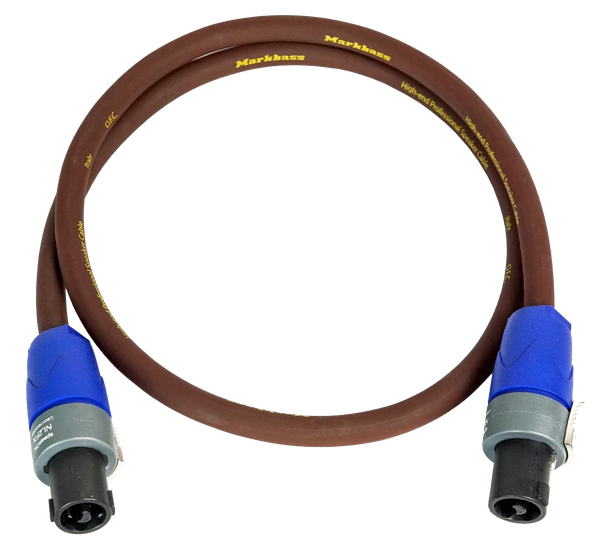 Cavo MarkBass – MB SUPER POWER CABLE 1mt speakon/speakon
