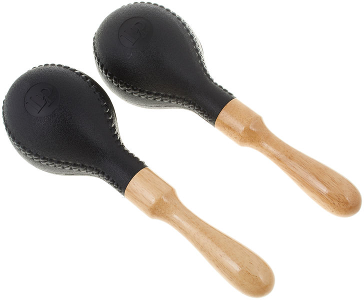 LATIN PERCUSSION PRO MARACAS REFILLABLE LP 281 R