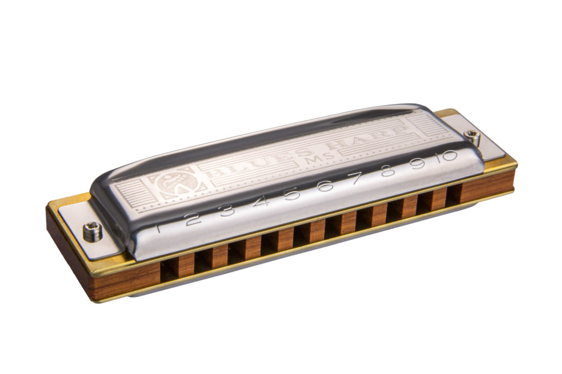 MS SERIES  BLUES HARP®