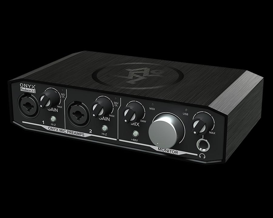 MACKIE ONYX PRODUCER 2.2 SCHEDA AUDIO