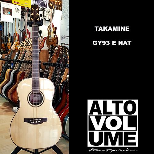 TAKAMINE GY93 E NAT