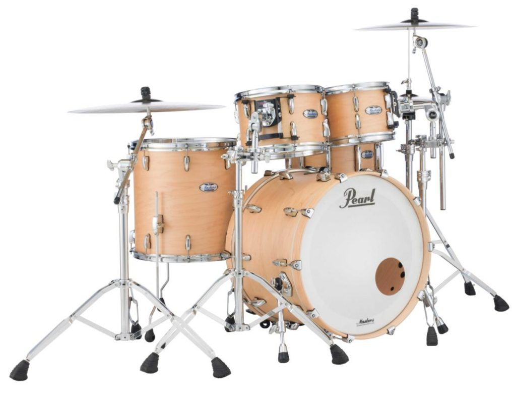 Pearl Master Maple Complete MCT924XEP/C111  Matte Natural