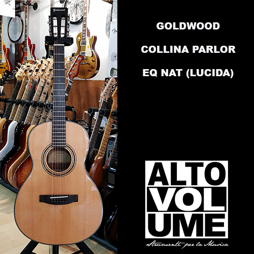 GOLDWOOD COLLINA PARLOR EQ NAT (LUCIDA)
