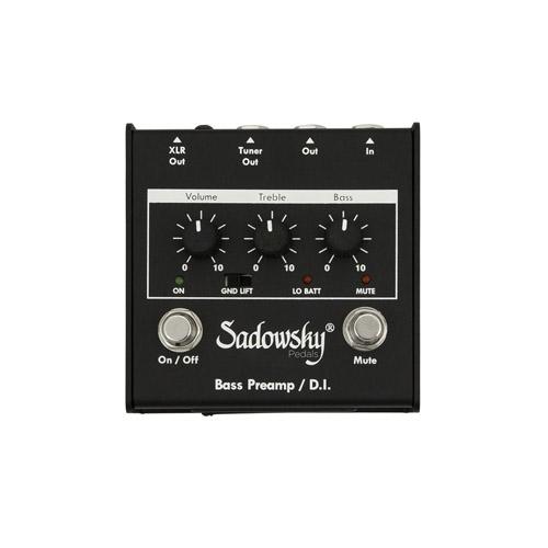 Sadowsky bass preamp DI