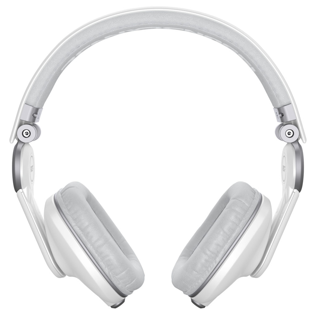 RCF ICONICA ANGEL WHITE SUPRA-AURAL HEADPHONES