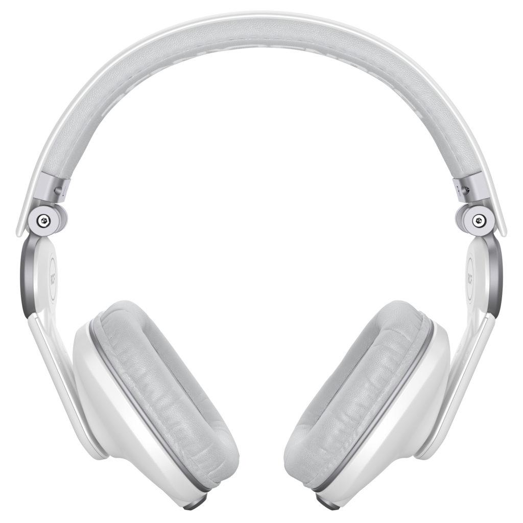 RCF ICONICA ANGEL WHITE SUPRA-AURAL HEADPHONES