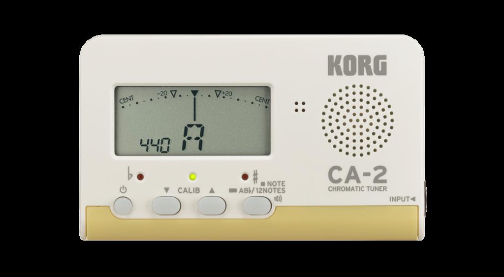 KORG CA-2 ACCORDATORE CROMATICO