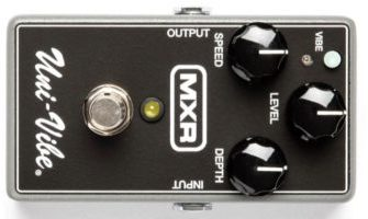 MXR® UNI-VIBE® CHORUS/VIBRATO M68