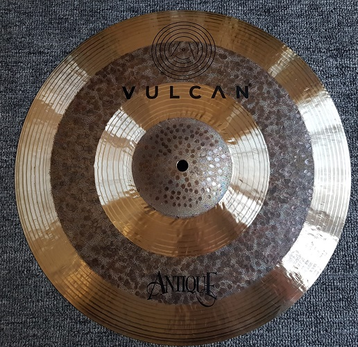 VULCAN – ANTIQUE CRASH 16″