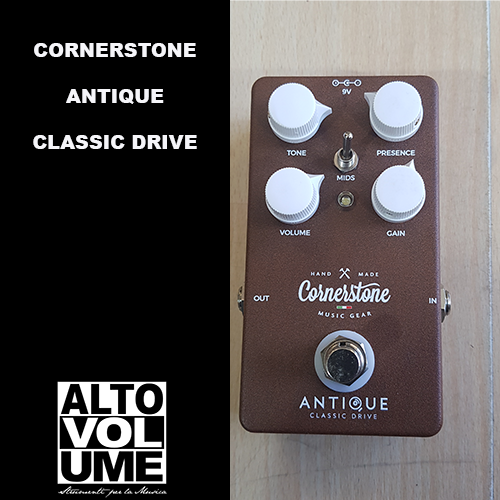 CORNERSTONE – ANTIQUE CLASSIC DRIVE