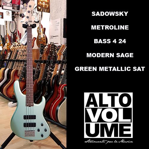 SADOWSKY – METROLINE 24-4 MODERN SGM