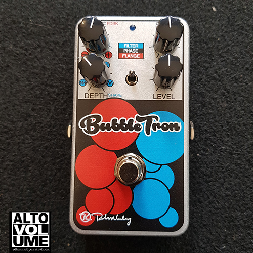 KEELEY – BUBBLETRON DYNAMIC FLANGER PHASER