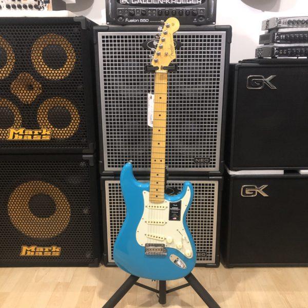 Fender American Professional II Stratocaster MN – Miami Blue