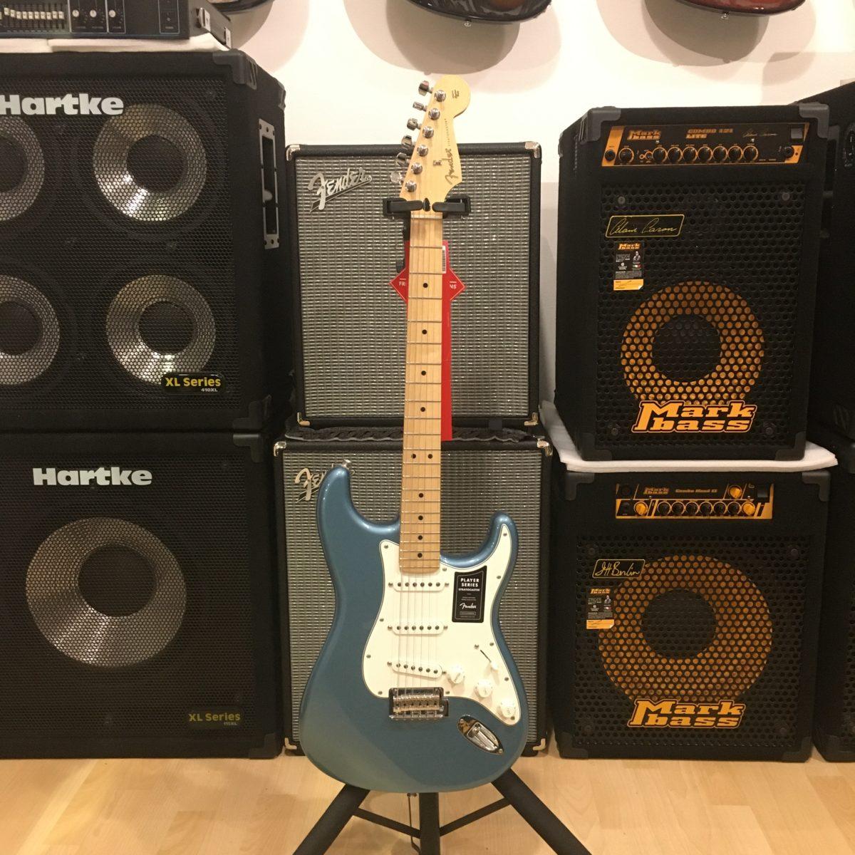 Fender Stratocaster Player Tidepool