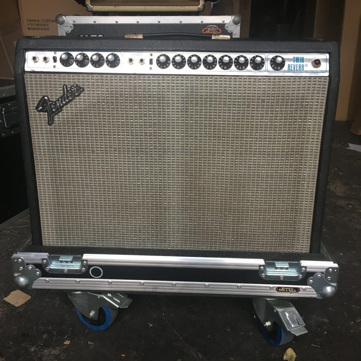Fender Twin reverb 1979