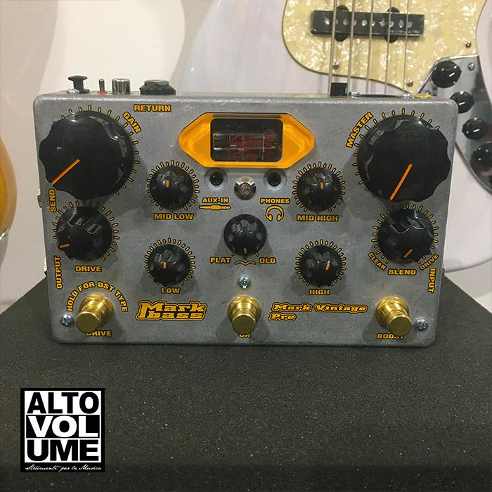 Mark Bass Mark Vintage Pre