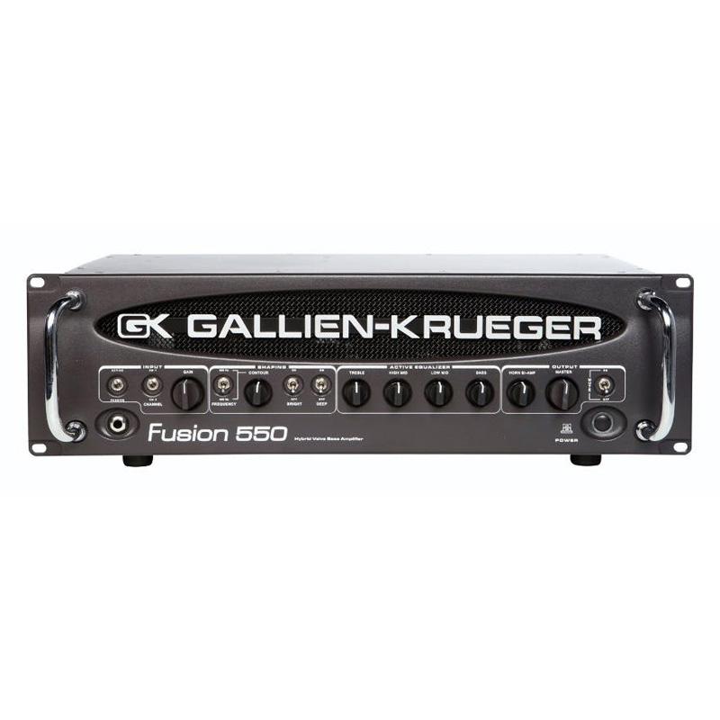 Gallien Krueger 550 Fusion
