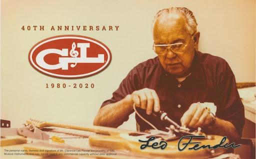 G&L l'ultimo progetto di Leo Fender
