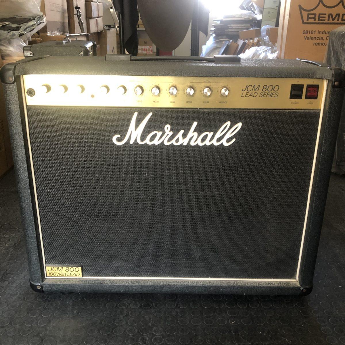 Marshall JCM 800 4211 100W