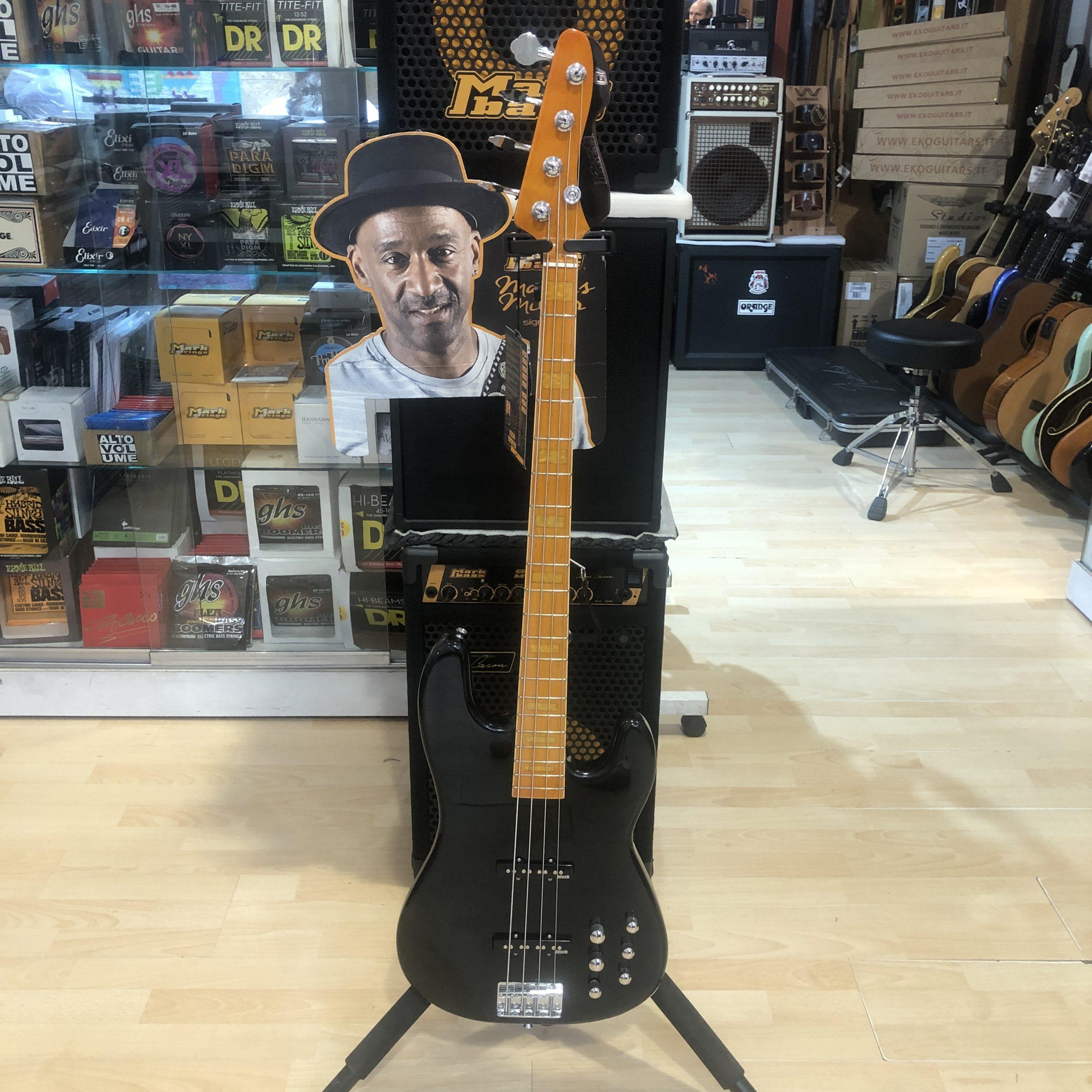 Mark Bass GV 4 Gloxy Val Black