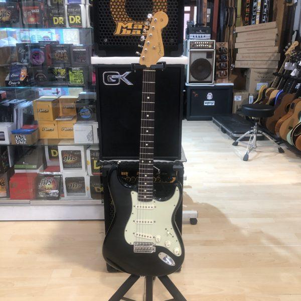 Fender Stratocaster Black Mint Pickguard 2010