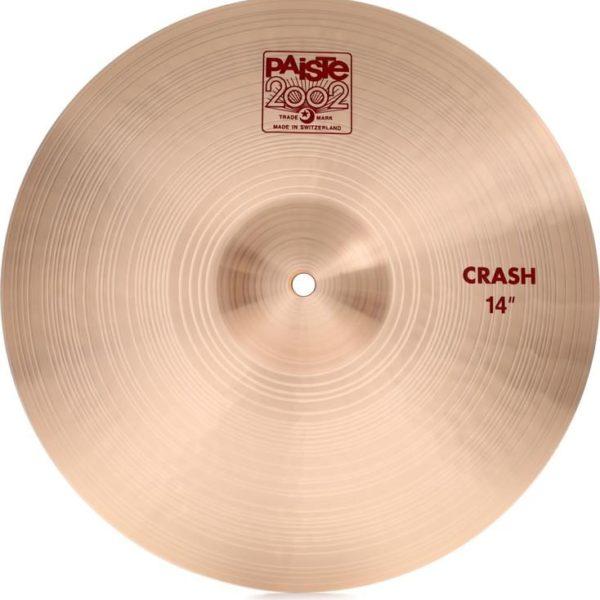 Paiste 14'' 2002 crash
