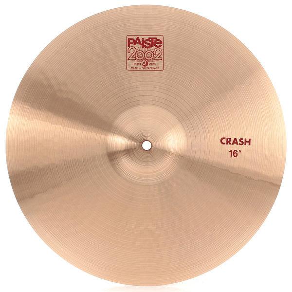 Paiste 16'' 2002 crash