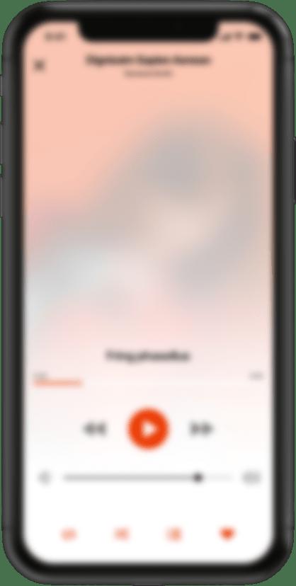 v mobileapp slider phone